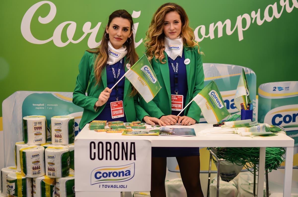 Corona sponsorship evento 2018
