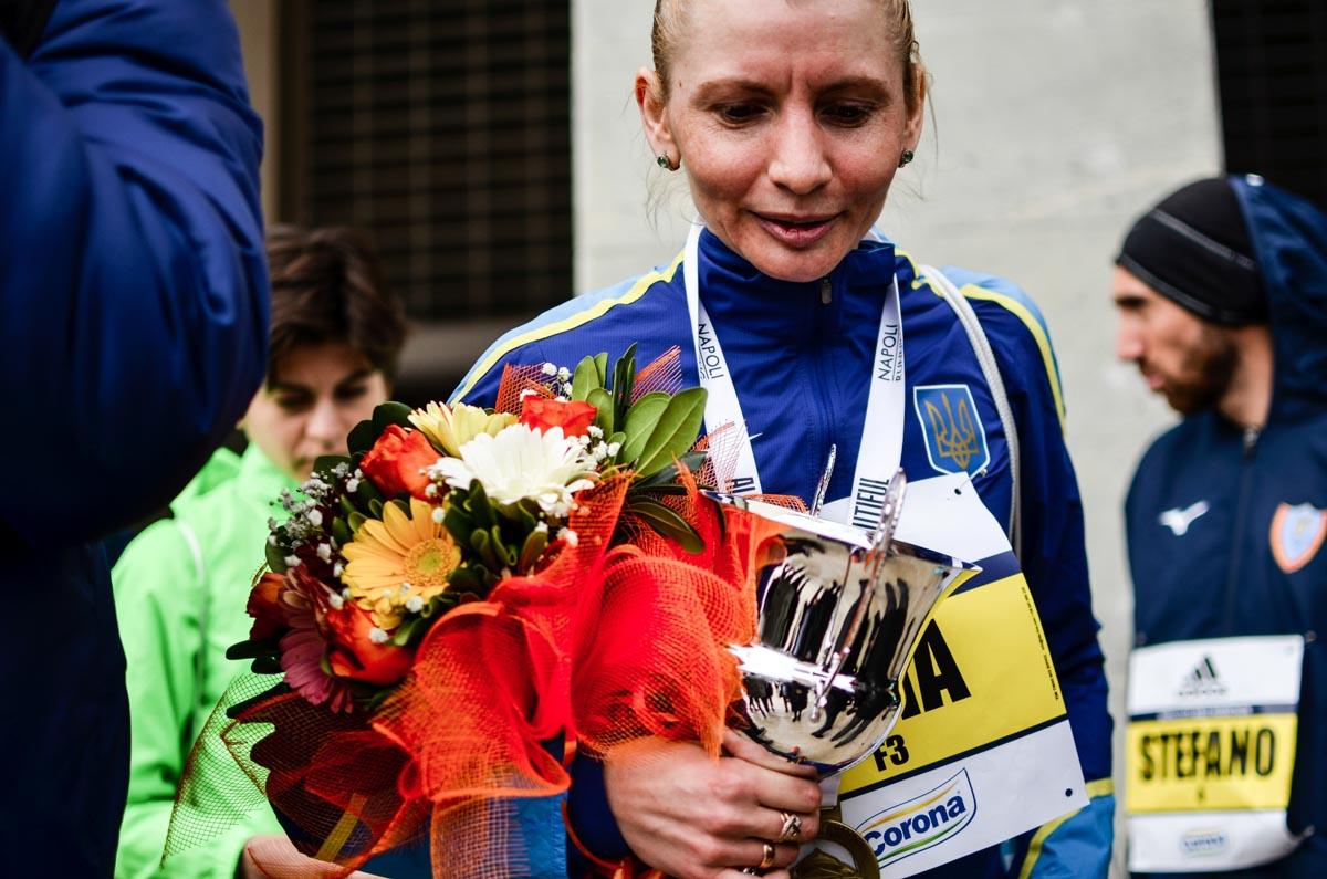 Corona Napoli Half Marathon